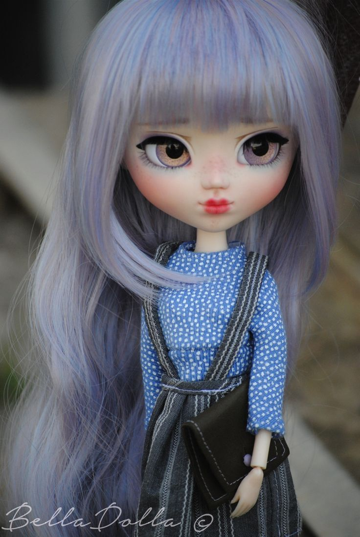 Clarisse : Pullip custom by BellaDolla