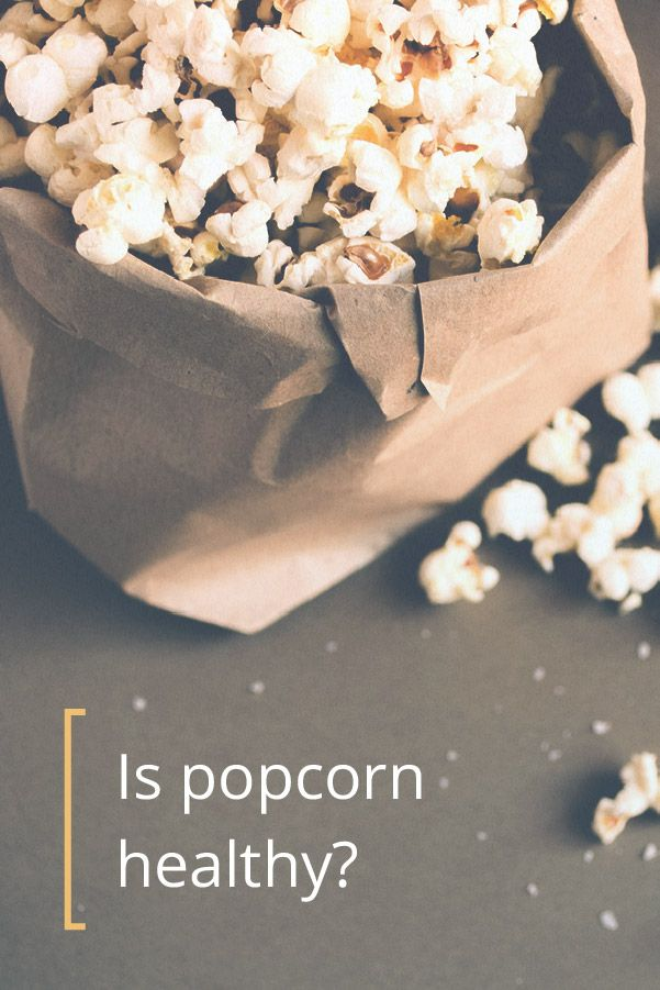 Popcorn Nutrition Facts: Movie, Microwave, and Stovetop