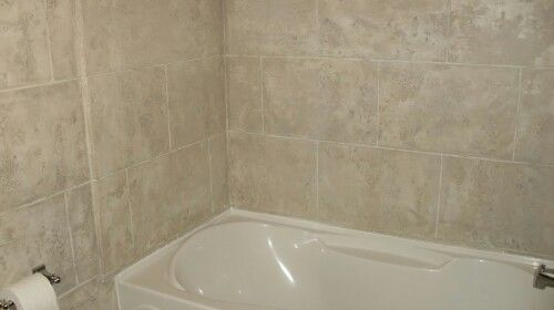 Jewel Stone Washroom by Creative Concepts D&B