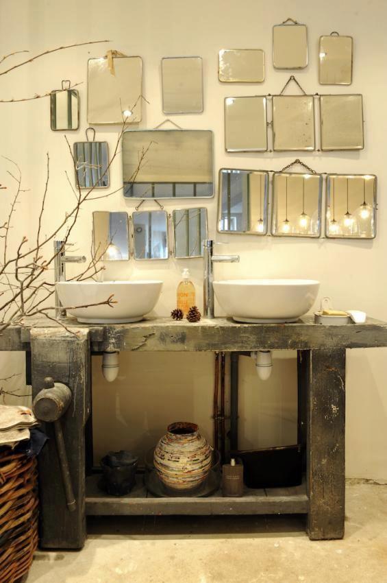 inspiration for studio bathroom