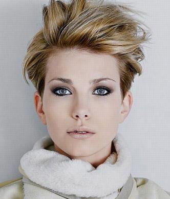 Herrliche Kurze Haarschnitte für Madchen 2015