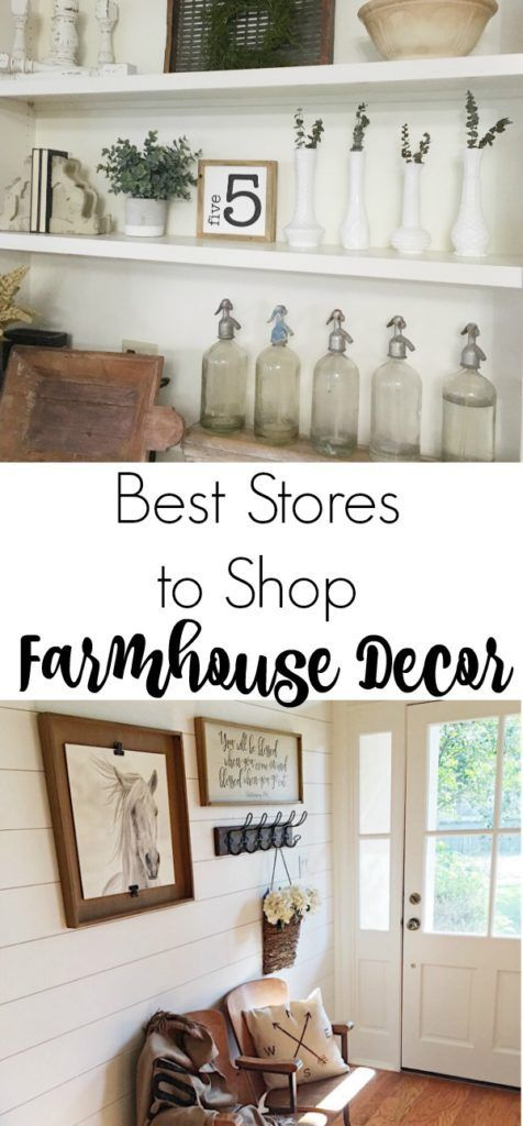 The Best Places To For Farmhouse Decor Both Online And In Create Perfect Fixer Upper Look Your Home