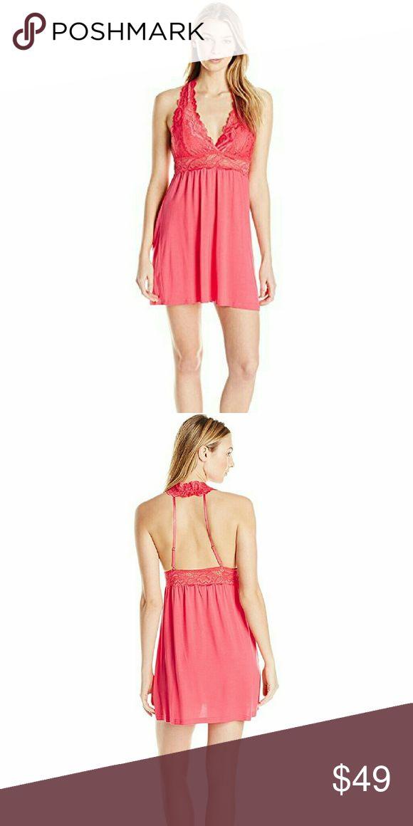 $88 Flora Nikrooz Women's Chemise Size S New. Matching robe is available. Bundle and save Flora Nikrooz  Intimates & Sleepwear Chemises & Slips
