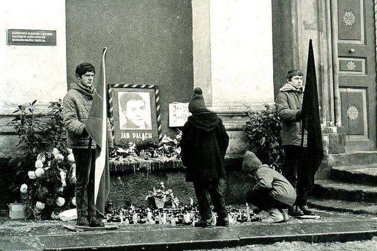 Turnov 1969 kostel sv.Františka