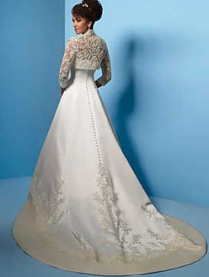 lace jackets for wedding dresses with train