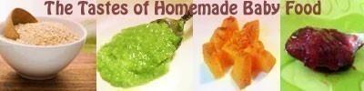 Homemade Baby Food & Baby Food Recipes