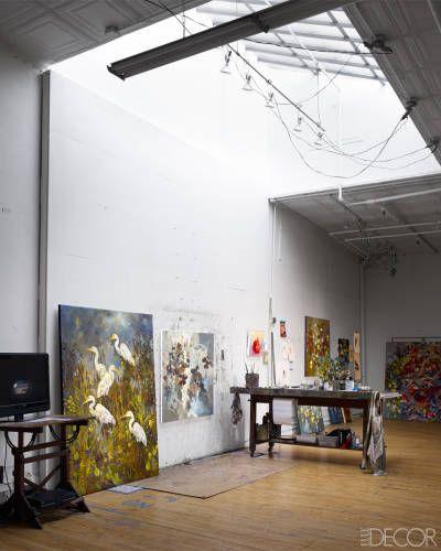 New York City Loft: 112 Best Artist Studio Images On Pinterest