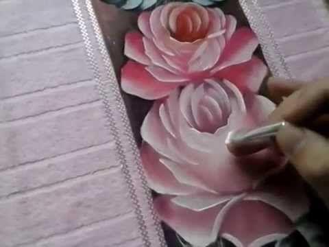 ▶ Pintando Rosas - YouTube