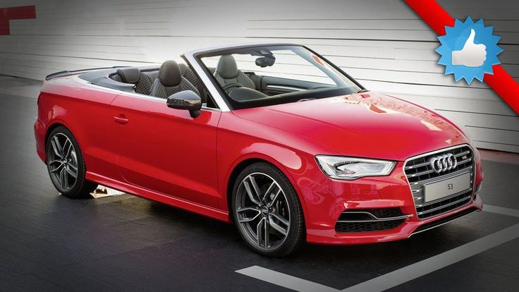 Customized #Audi A1 #Sportback and S3 Cabrio at #Worthersee 2014