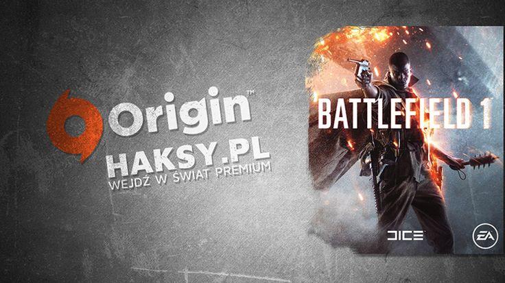 Battlefield 1 konto origin, login i hasło do naszego prywatnego konta origin z grą Battlefield 1. Dane do konta Origin z grą Battlefield 1.