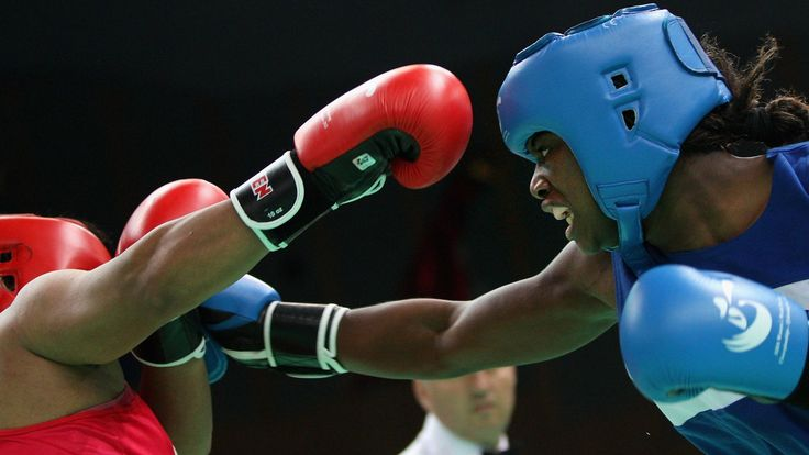 Meet Claressa Shields, the Flint, Michigan native who happens to be the greatest boxer in the world | Fusion