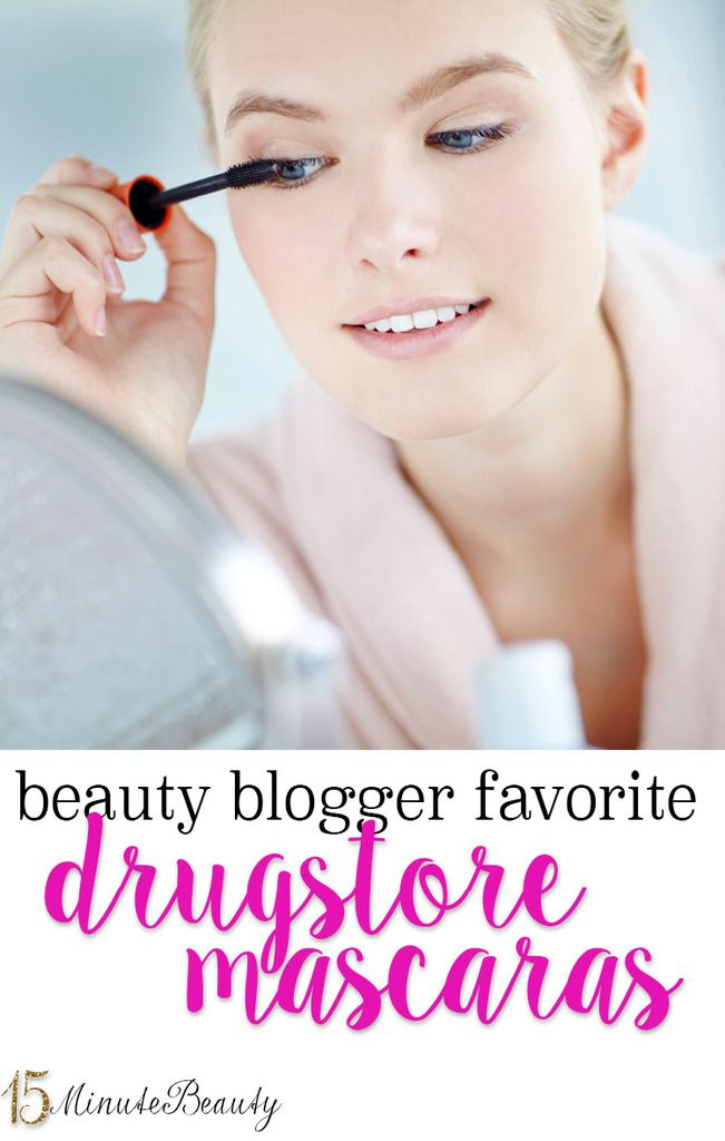 The best drugstore mascaras according to beauty bloggers! These are the favorite…