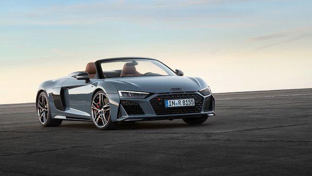 Audi R8 Convertible Luxury Cars In 2020 Audi R8 Spyder Audi R8 Convertible Audi Convertible