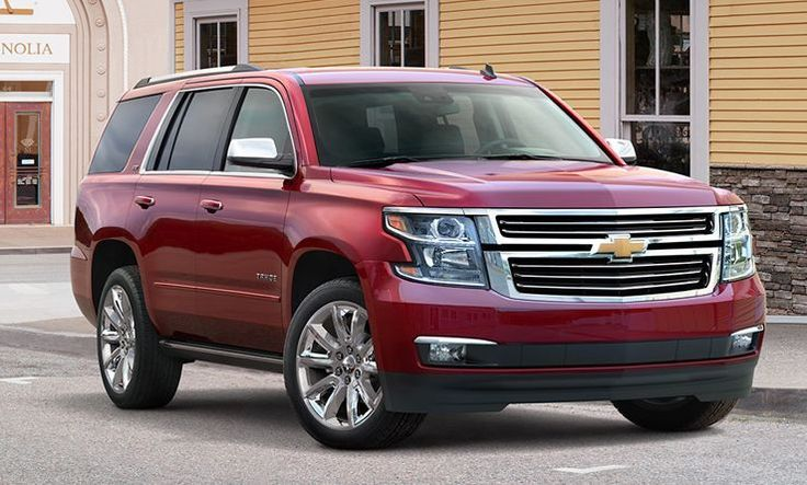 suvs with 3rd row seating for your family chevrolet tahoe 2015 cars suv lovers pinterest. Black Bedroom Furniture Sets. Home Design Ideas