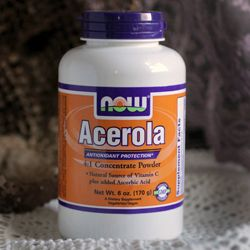 NOW Acerola Powder