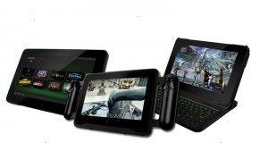 Razer Edge Pro - o tableta pentru jocuri
