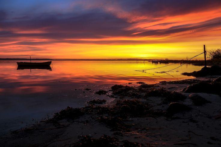 Dawn - Dawn at Gl Løgten beach Vosnæs Denmark good weekend to all 500 px is and fb friends