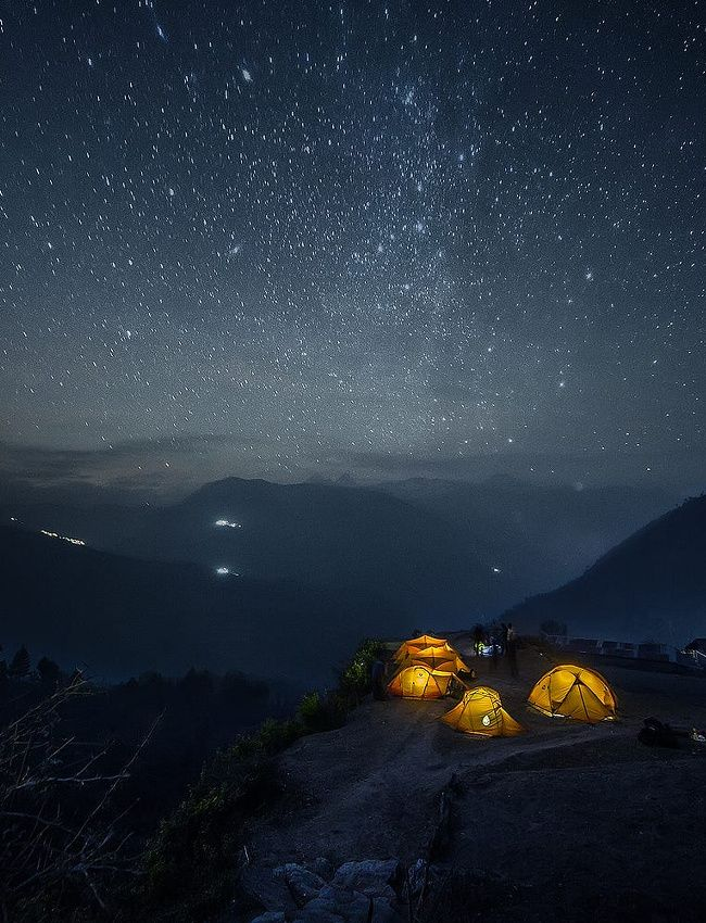 The perfect place #101 (Nepal - photo Alexander Forik)
