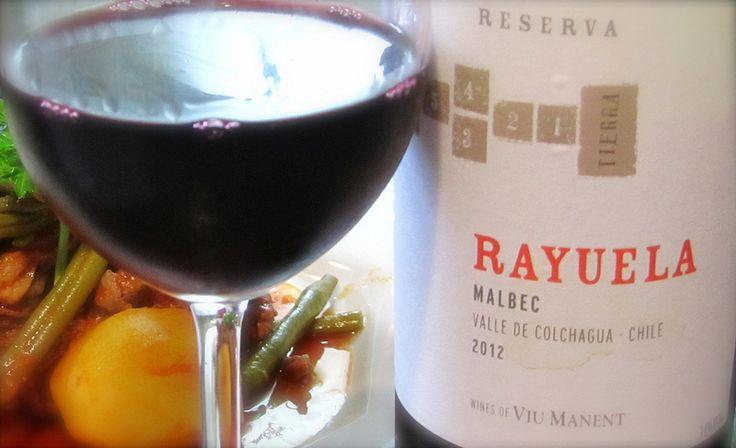 Rayuela Malbec 2012