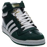 adidas NEW MENS ADIDAS ORIGINALS CONCORD II MID PATENT-LEATHER (