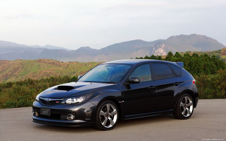 Subaru STI Hatchback
