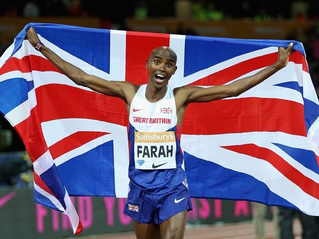 Team GB set record overseas medal target of 48 for Rio 2016