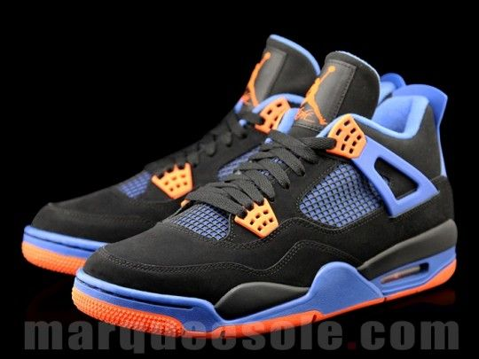 AIR JORDAN IV CAVS : I might have to get these.