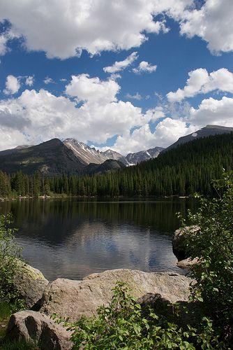 Bear Lake. Estes Park, CO