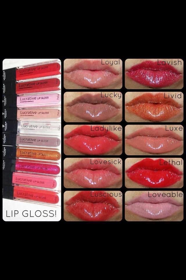 Loving these lip Younique lip glosses! https://www.youniqueproducts.com/RobynBlomme/products/landing