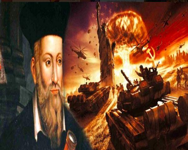 Nostradamus Predictions 2016: Donald Trump Will Start World War 3 - http://www.morningledger.com/nostradamus-predictions-2016-trump-war/13120829/