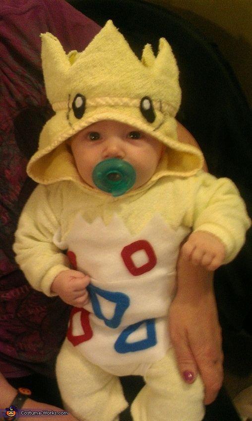 Baby Togepi (Pokemon) - Halloween Costume Contest via @costume_works
