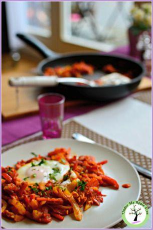 Chakchouka recipe