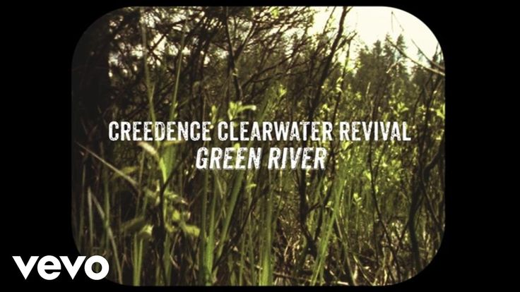 Music video by Creedence Clearwater Revival performing Green River. (C) 2014 Concord Music Group, Inc.