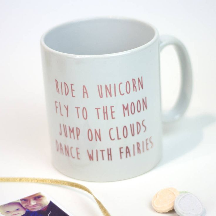 Wishing Mug – Little Pieces