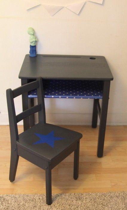 pupitre + petite chaise