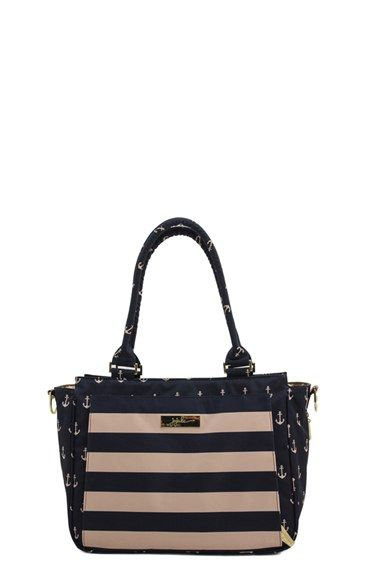 http://www.toysonlineusa.com/category/ju-ju-be-diaper-bag/ Ju-Ju-Be 'Be Classy' Messenger Diaper Bag