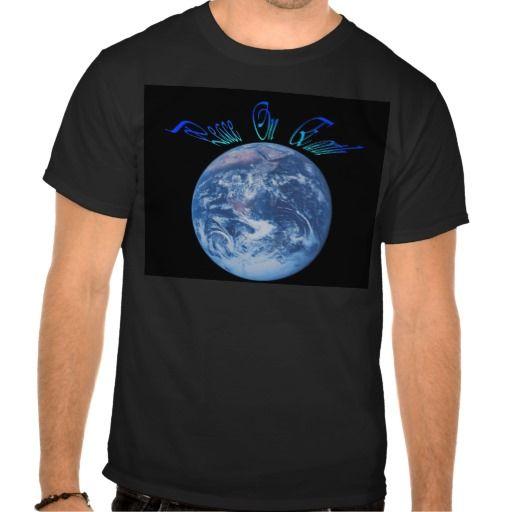 Gods peace on earth tshirt