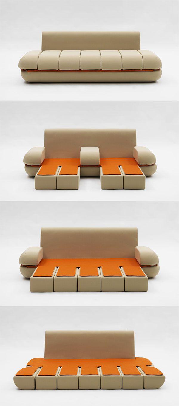 Dynamic-life-sofa by matali crasset