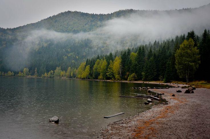 Lacul Sfanta Ana, Romania