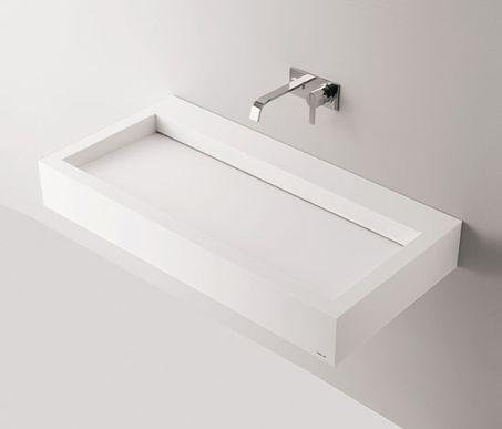 Nice Corian Trough Sink