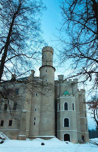 Karpniki Castle Poland