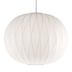 Ball lamp Criss Cross av Greoge Nelson