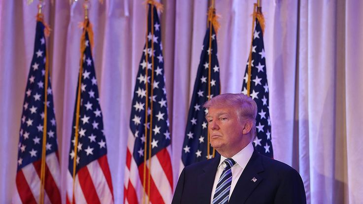 Cable TV Goes Live for Donald Trump Rally Hysteria  The GOP candidate's Chicago rally was called off due to security concerns.  read more