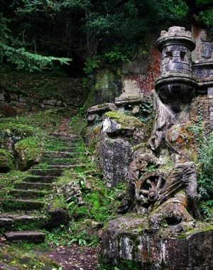 Ancient Entry, Basque Country, Spain