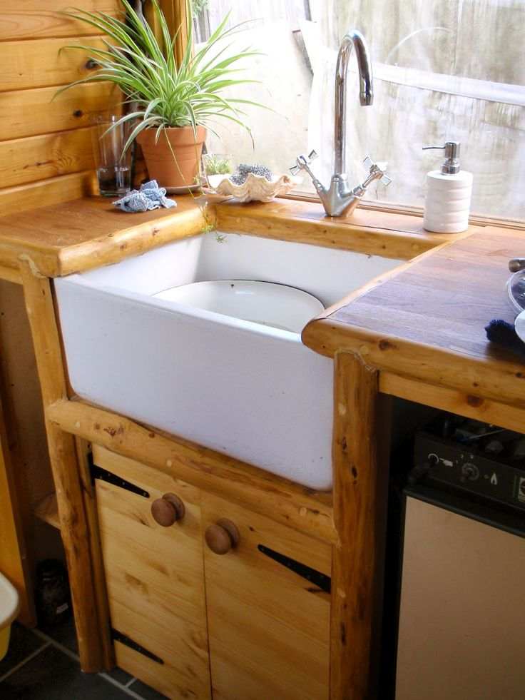 Best Tiny House Kitchens Images On Pinterest Tiny House