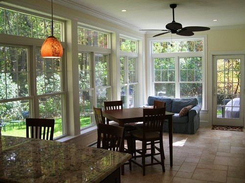 58 best plans for 4 seasons room deck images on pinterest for Sunroom dining room ideas