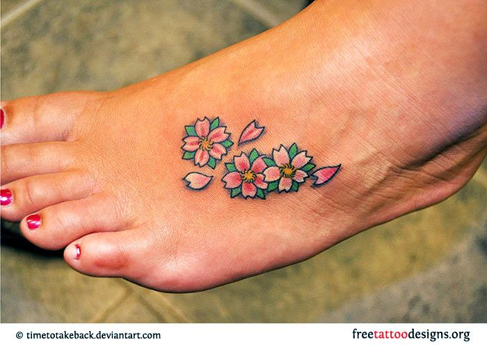 pros and cons of foot tattoos