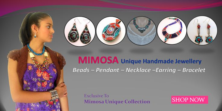 All ethnic and tribal handmade jewellery
