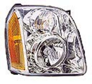 2007-2009 GMC Yukon/XL 2007-2012/2008-2012 Hybrid New Passenger CAPA Headlight: HEADLIGHT CAPA YUKON/YUKON… #CarHeadlights #AutoHeadlights