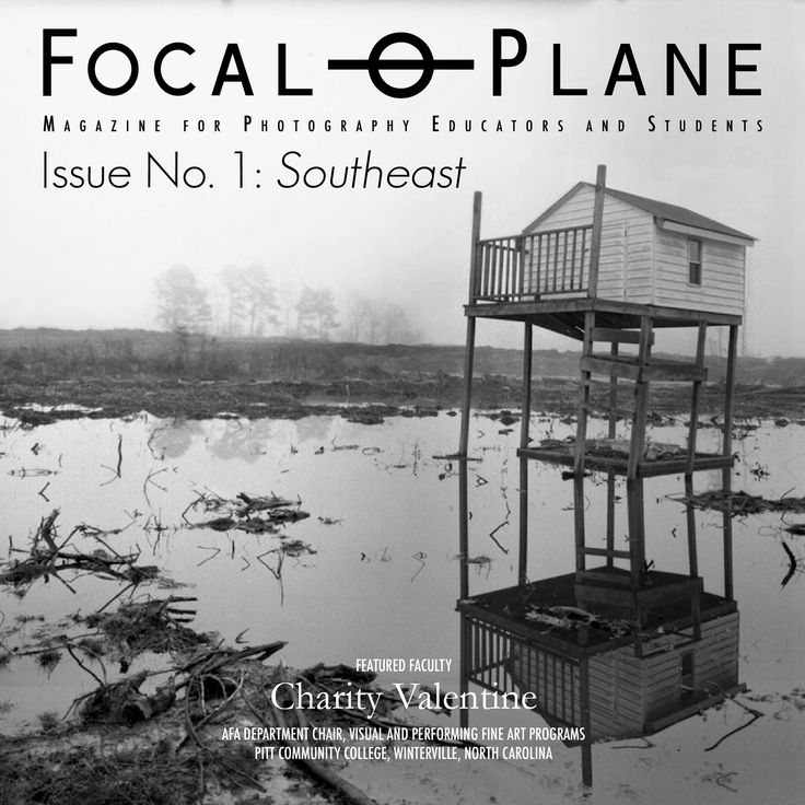 "Focal Plane No. 1: Southeast features photography faculty and students in higher education. Charity Valentine (shown) from Pitt Community College documents vanishing rural landscapes being paved over by ""progress."" Other photographers included in Focal Plane No. 1: Southeast are Aaron Edward Ellis, student from Barton College; Brittany Hand, student from Pitt Community College; Morgan Holloman, student from Lamar Dodd School of Art at University of Georgia; Gerard Lange, faculty from Barton…"